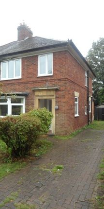 Thumbnail Detached house to rent in Valentia Road, Headington