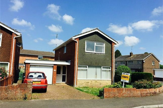Thumbnail Detached house for sale in Priory Gardens, Usk, Monmouthshire