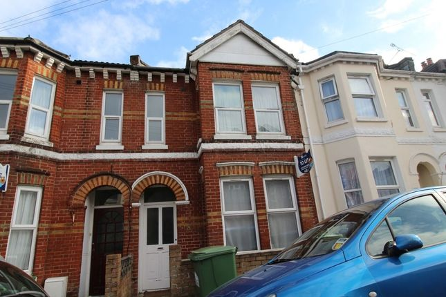 Thumbnail Property to rent in Tennyson Road, Southampton