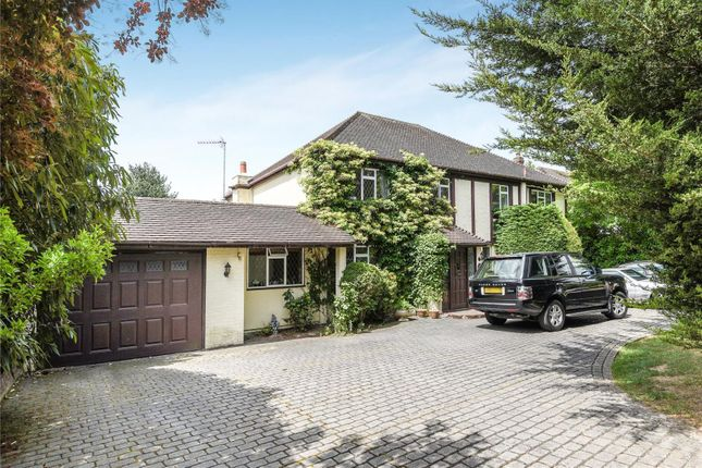 Thumbnail Detached house for sale in The Beacons, Loughton, Essex