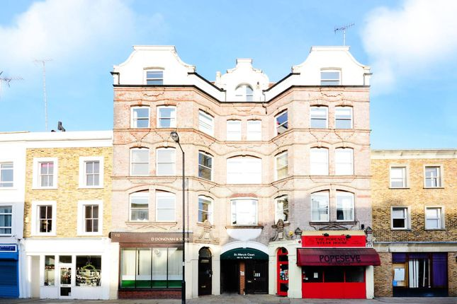 2 bed flat for sale in Blythe Road, Brook Green