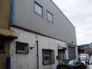 Thumbnail Warehouse for sale in Rivermead Road, Edmonton