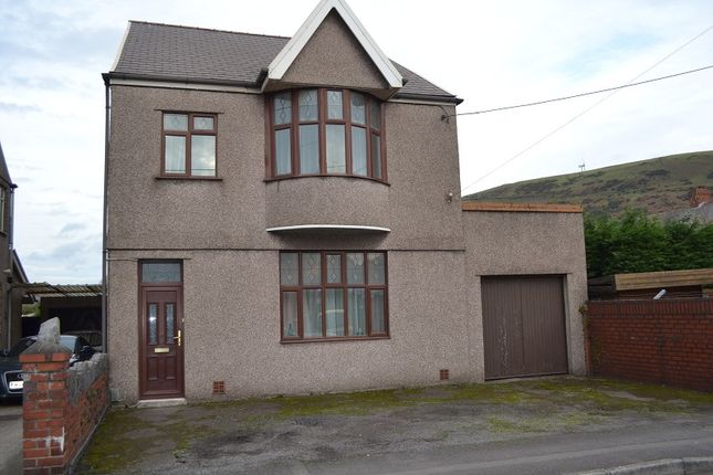 Thumbnail Detached house for sale in 2 Maximin Road, Margam, Port Talbot, Neath Port Talbot.