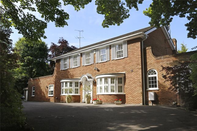 Thumbnail Detached house for sale in Randolph Close, Kingston Upon Thames