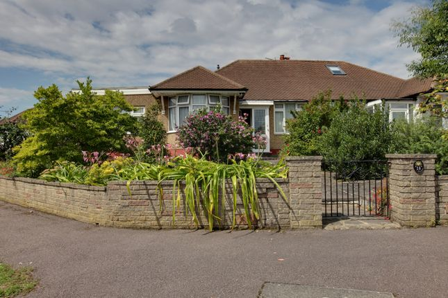 Thumbnail Semi-detached bungalow for sale in Valance Avenue, London