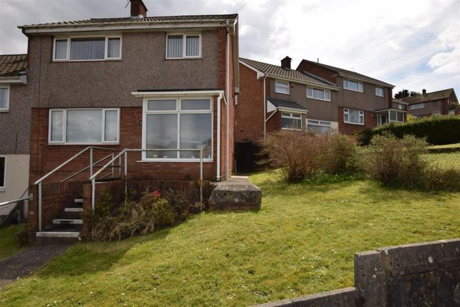 Thumbnail Semi-detached house for sale in Cornwall Road, Barry