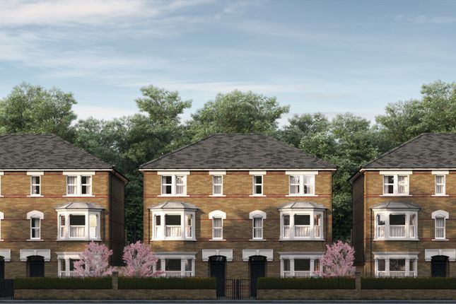 Thumbnail Semi-detached house for sale in New House Development, The Park