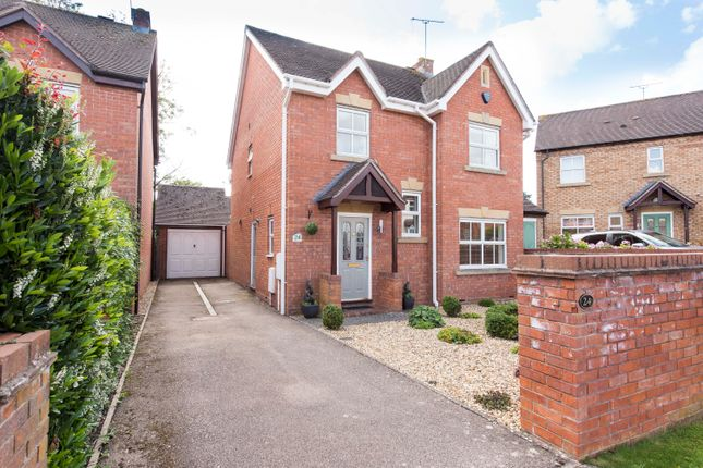4 bed detached house for sale in Grange Farm Drive, Stockton, Southam CV47