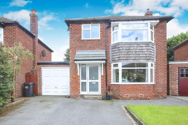 Thumbnail Detached house for sale in Capesthorne Road, Wilmslow, Cheshire, .