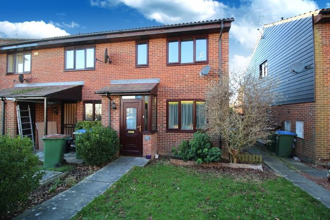 1 bed end terrace house for sale in Swann Way, Broadbridge Heath, Horsham