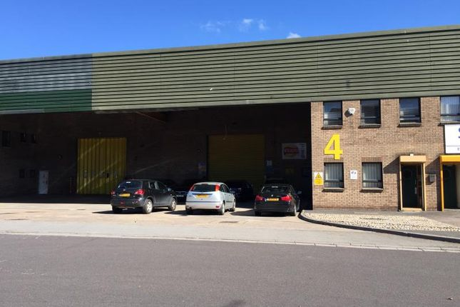 Thumbnail Industrial to let in Unit 4, Point 4 Distribution Centre, Second Way, Avonmouth