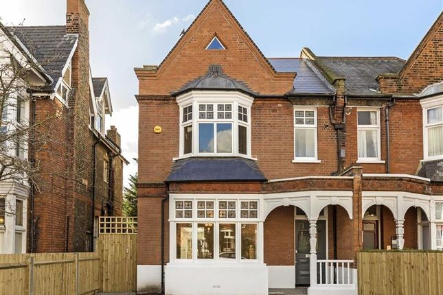 Thumbnail Semi-detached house for sale in Grove Park Gardens, London