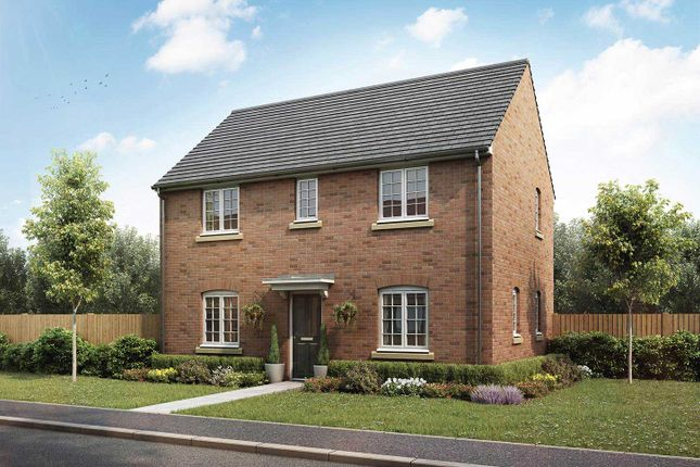 """3 bed semi-detached house for sale in """"The Mountford"""" at Cowslip Drive, Deeping St. James, Peterborough PE6"""