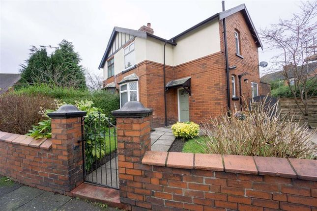 Thumbnail Semi-detached house for sale in The Avenue, Westhoughton, Bolton