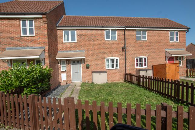Thumbnail Terraced house for sale in Green Road, Haverhill