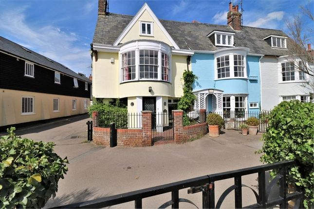 Thumbnail End terrace house to rent in Quayside Cottage, Colchester