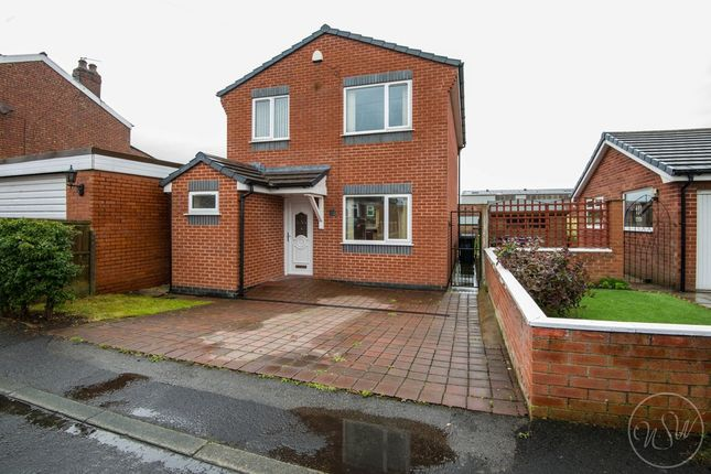 Thumbnail Detached house to rent in Bromilow Road, Skelmersdale