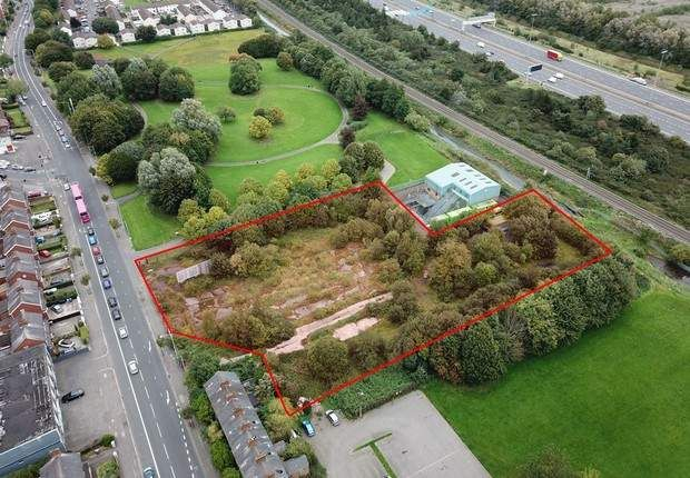 Thumbnail Land for sale in Shore Road, Belfast, County Antrim