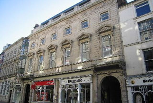 Thumbnail Flat to rent in Flat 1, The Penthouse, 35 St Nicholas Street, Scarborough