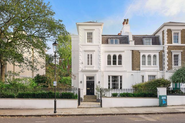 Thumbnail Semi-detached house for sale in Lansdowne Crescent, London
