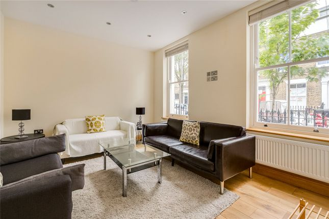 Thumbnail End terrace house to rent in Haverstock Street, Islington, London