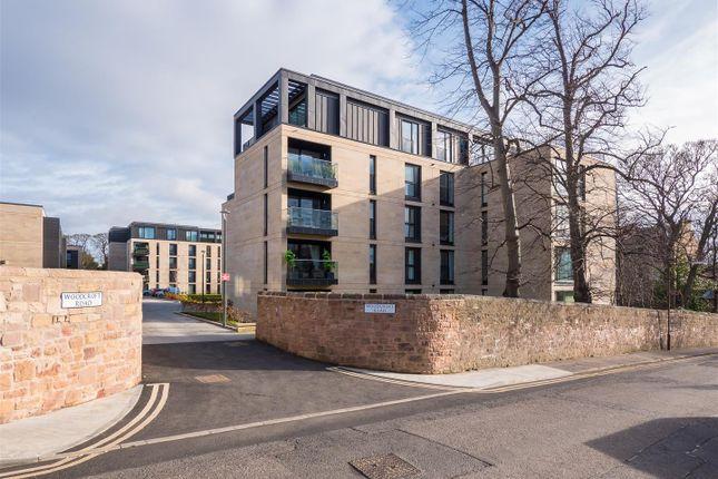 Thumbnail Flat for sale in 1/13 Woodcroft Road, Edinburgh