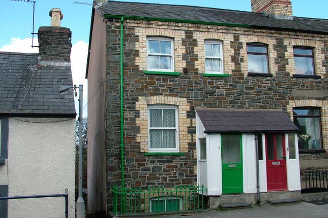 Thumbnail Maisonette to rent in Padarn Terrace, Llanbadarn Fawr