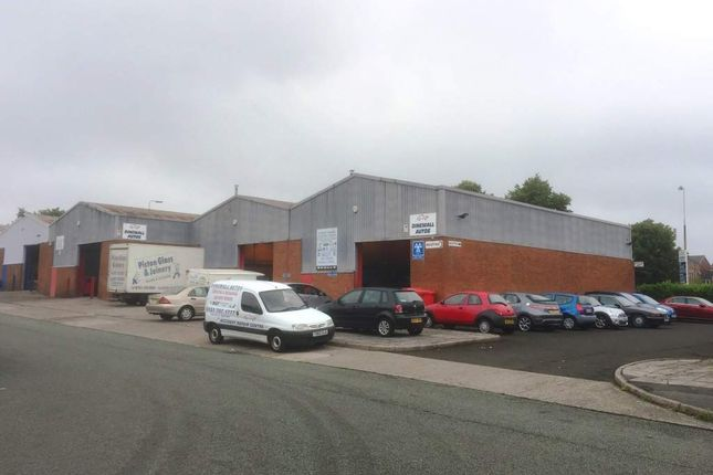 Thumbnail Parking/garage for sale in Harbord Street, Edge Hill, Liverpool