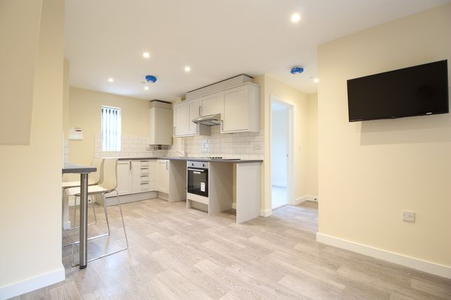 Thumbnail Flat to rent in St. Margarets, Main Road, Quadring, Spalding