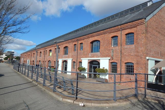 Thumbnail Property to rent in J Shed, Kings Road, Swansea