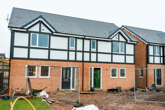Thumbnail Semi-detached house for sale in Southport Road, Lydiate, Liverpool