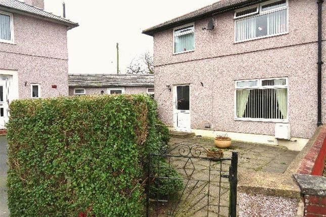 Thumbnail End terrace house for sale in Pretoria Road, Eastriggs, Annan