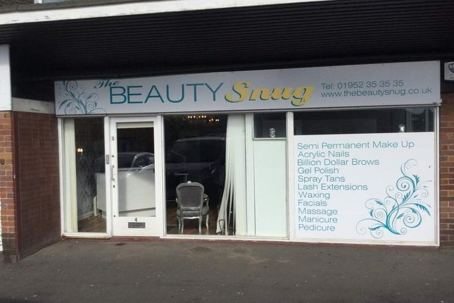 Retail premises for sale in 4 Bagley Drive, Telford