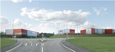 Thumbnail Light industrial to let in Unit 6, Corinium 62, Premier Way North, Normanton, West Yorkshire