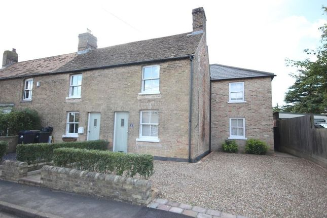 Thumbnail End terrace house for sale in Ash Place, Berry Close, Stretham, Ely