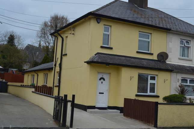 Thumbnail Semi-detached house for sale in 10 The Gardens, Bessbrook