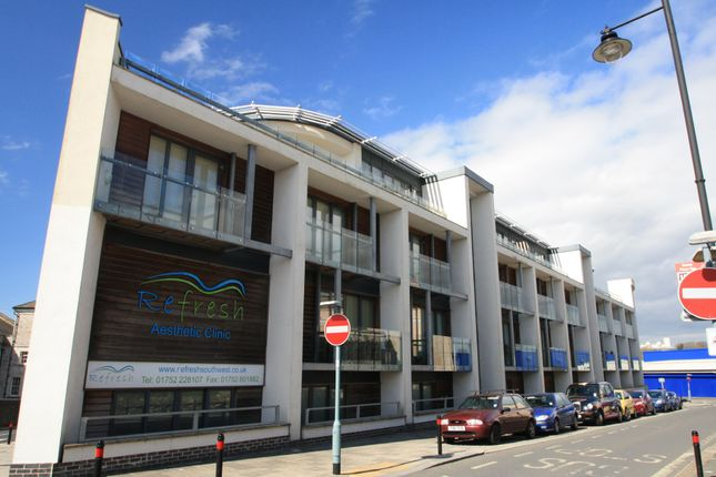 Thumbnail Flat for sale in Emma Place Ope, Plymouth