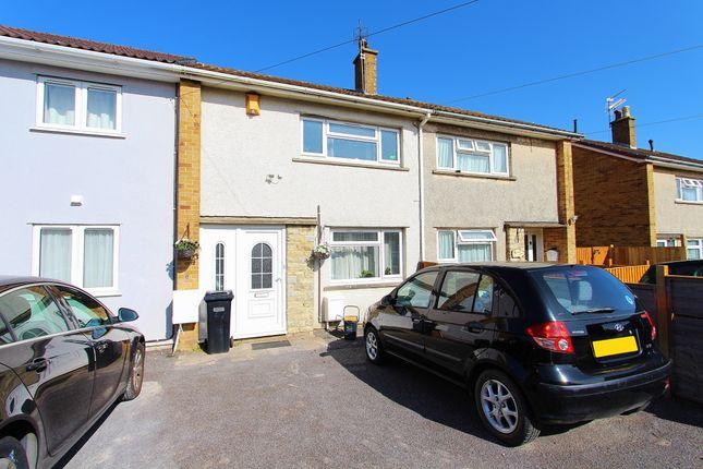 2 bed terraced house to rent in Tenby Road, Keynsham, Bristol BS31
