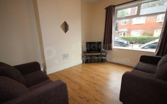 Thumbnail Shared accommodation to rent in Kingswood Road, Manchester, Greater Manchester
