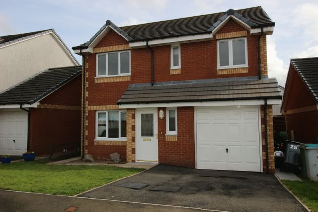 Thumbnail Detached house for sale in Meadowfoot Road, Ecclefechan, Lockerbie