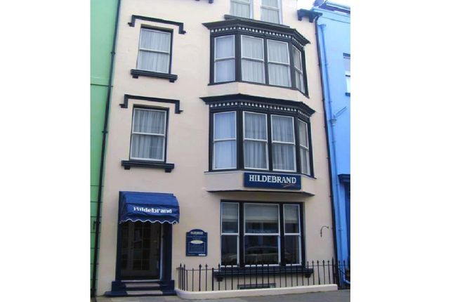 Thumbnail Property for sale in Victoria Street, Tenby