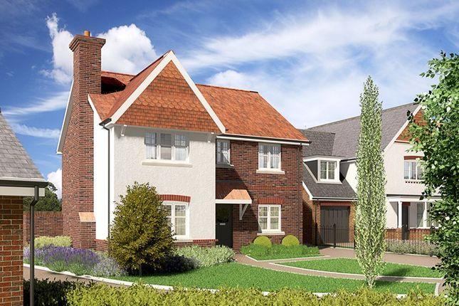 Thumbnail Detached house for sale in London Road, Wokingham