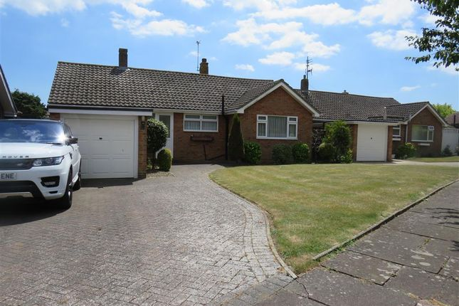 Thumbnail Bungalow to rent in Chatfield Crescent, Eastbourne
