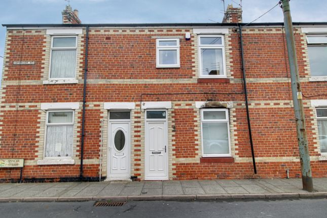 Thumbnail Terraced house for sale in Spencer Street, Bishop Auckland, Durham