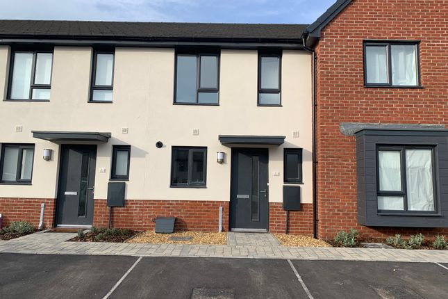 2 bed terraced house to rent in Clos Pentre, Barry CF62