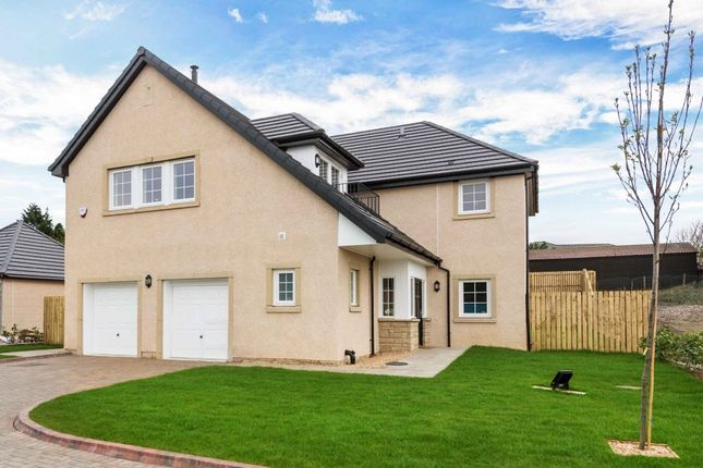 Thumbnail Detached house for sale in 4 Quarry Park Lane, East Calder