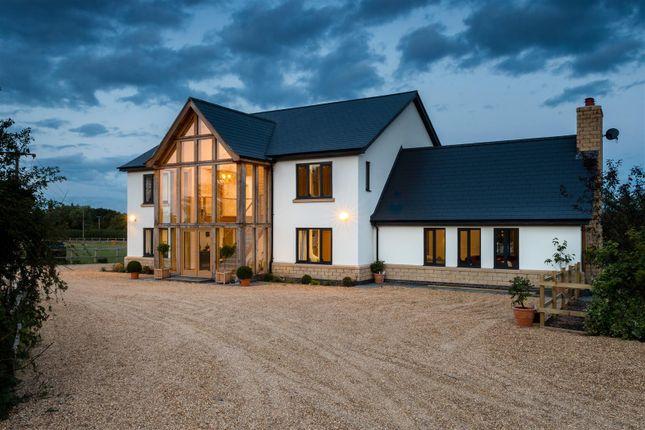 Thumbnail Detached house for sale in Main Road, Wellsborough, Nuneaton