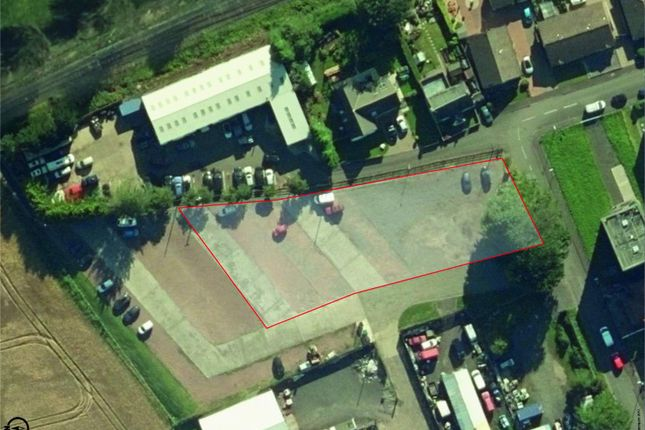 Thumbnail Land for sale in The Beeches, Ladybank