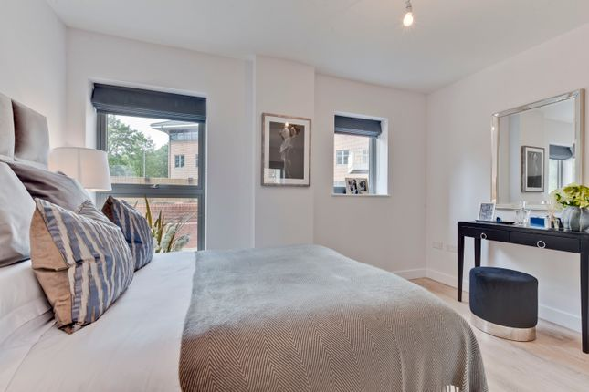 Bedroom of Landmark Court, 30 Queens Road, Weybridge, Surrey KT13