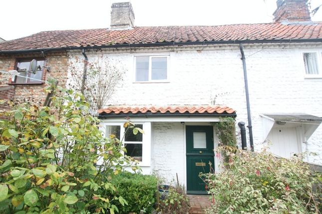 Thumbnail Terraced house for sale in Swan Street, Fakenham